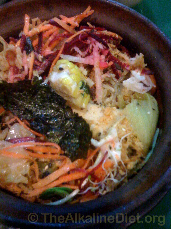 Organic Claypot Rice